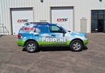 : 4 Reasons to Brand Your Company's Fleet Vehicles With Car Graphics